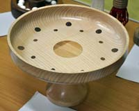 Snainton Woodturning Club competition