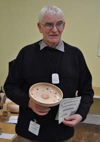Snainton Woodturning Club competition entries
